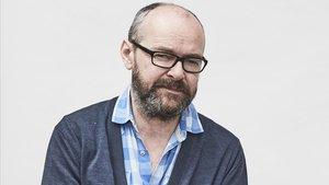 Dennis Kelly, creador de 'Pulling', 'Utopía' y 'El tercer día'.
