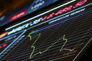 L'Ibex tanca amb una caiguda del 2,53% enmig d'una elevada volatilitat