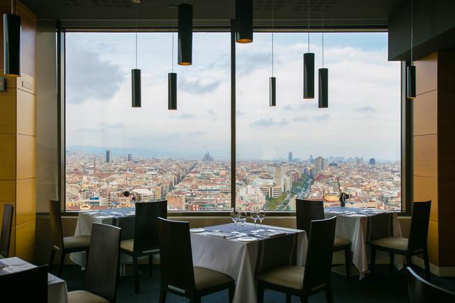 Els restaurants amb les millors vistes de Barcelona