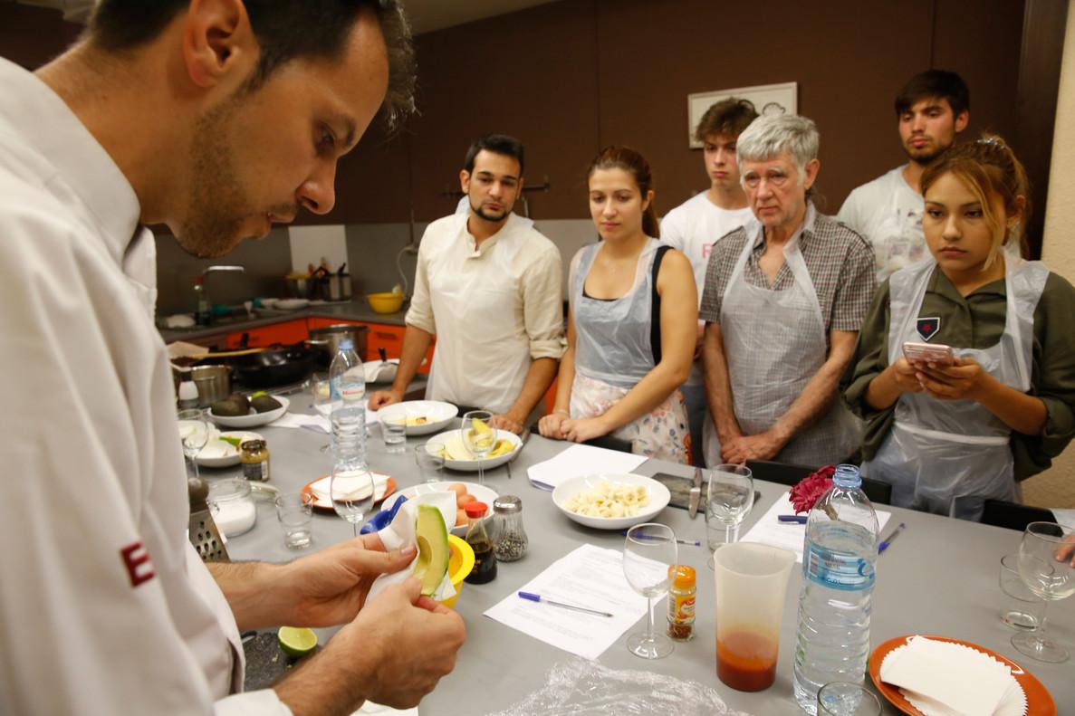 Cursos De Cocina En Barcelona Gratis | Los 10 Mejores Talleres De Cocina De Barcelona