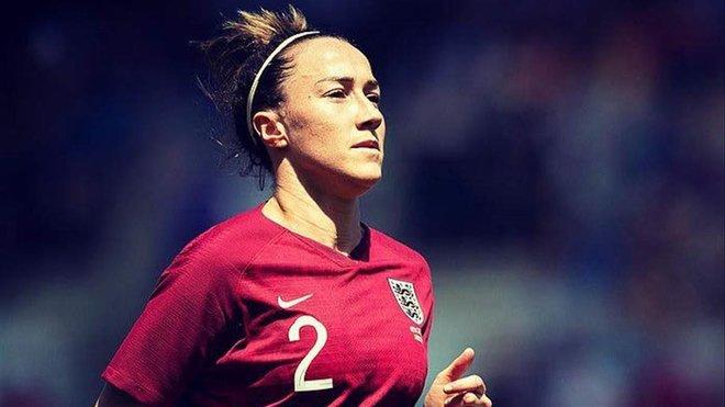 Lucy Bronze, una de las mejores jugadores de la Copa Mundial femenina 2019