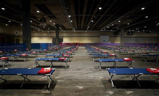 Instalarán en IFEMA un hospital con 5.500 camas y UCI   Economía