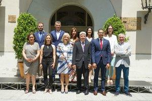 Presentat el nou govern municipal d'Esplugues, dividit en quatre grans àrees