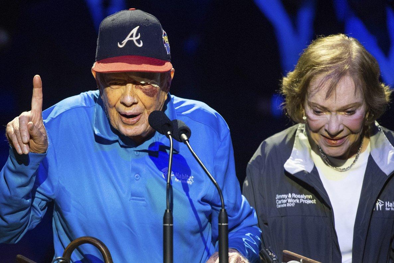 L'ull de vellut de Jimmy Carter