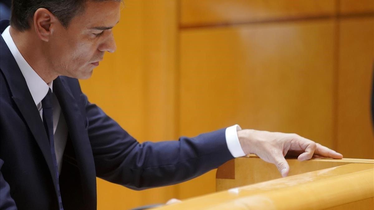 Sánchez anuncia que el Consell de Ministres del 21-D aprovarà una pujada del 2,75% per als treballadors públics