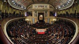 Guia per no perdre's en la sessió de constitució del Congrés i el Senat