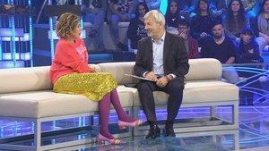 Agatha Ruiz de la Prada en 'Volverte a ver'.