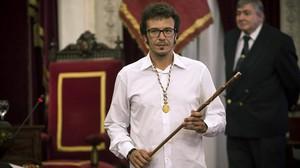 El alcalde de Cádiz, Jose María González Kichi.