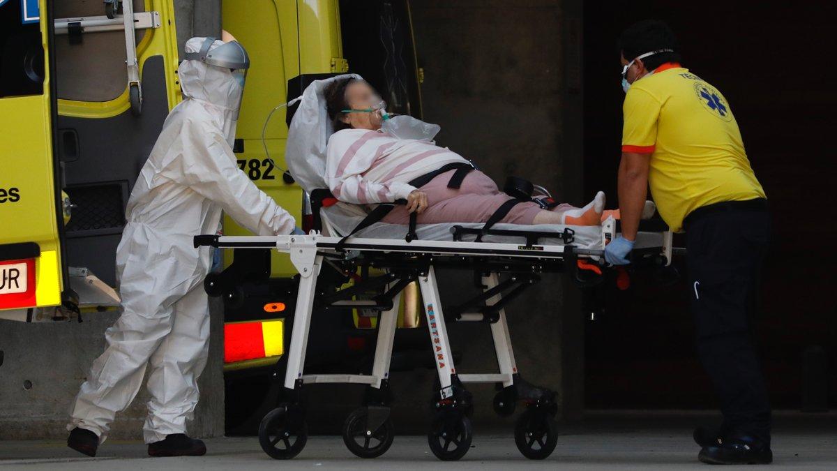 Últimas noticias del coronavirus: El Gobierno prorroga el estado de alarma hasta el 26 de abril  DIRECTO
