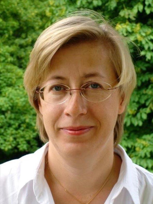 Anne Rasmussen.