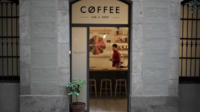 Nomad Coffee de Ciutat Vella.