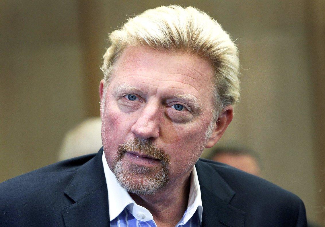Boris Becker subastará sus trofeos por las deudas