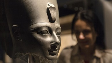 Los faraones reinan en CaixaForum