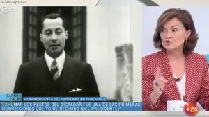 Calvo: «Primo de Rivera és una víctima de la guerra civil»
