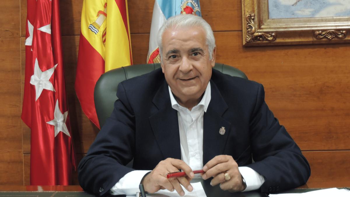Carlos Ruipérez, alcalde del municipio madrileñode Arroyomolinos.