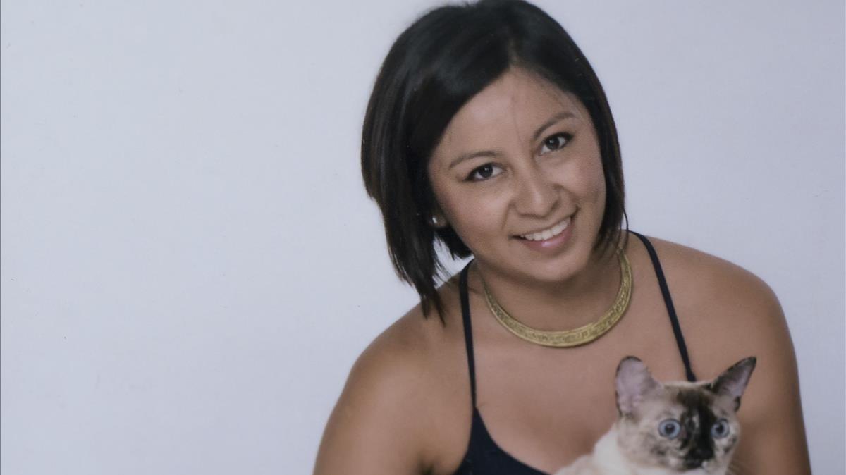 Nathaly Salazar.