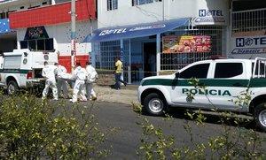 Los asesinados son los exguerrilleros Milton Urrutia Mora y José Milton Peña Pineda.