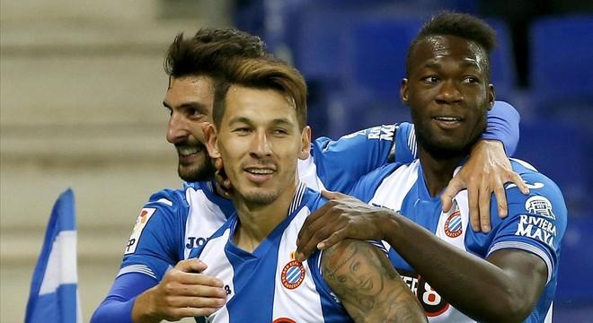 Pau y Hernán Pérez permiten al Espanyol volver a ganar en casa