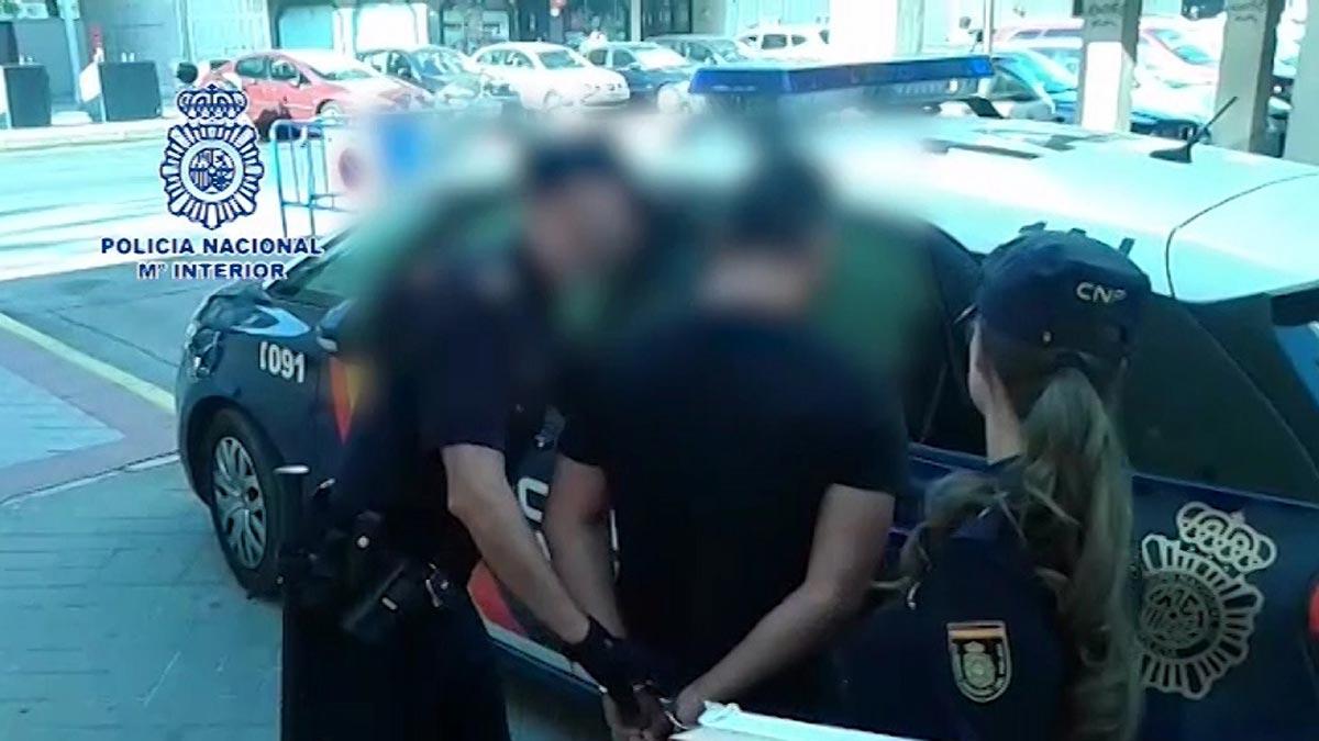 Un detenido por secuestrar a su pareja durante cuatro meses en Fuenlabrada.