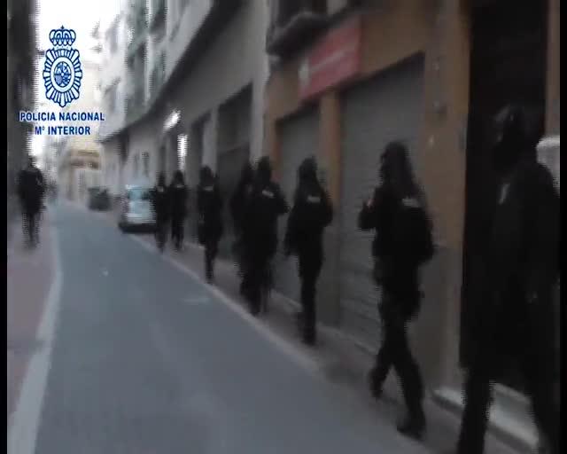 Operación antiyihadista en España y Marruecos desarrollada por la Policía Nacional.