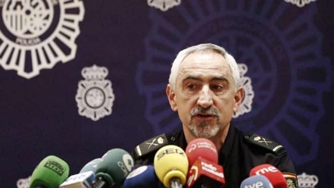 Dimite el jefe de la Policía en Navarra tras conocerse sus tuits ofensivos