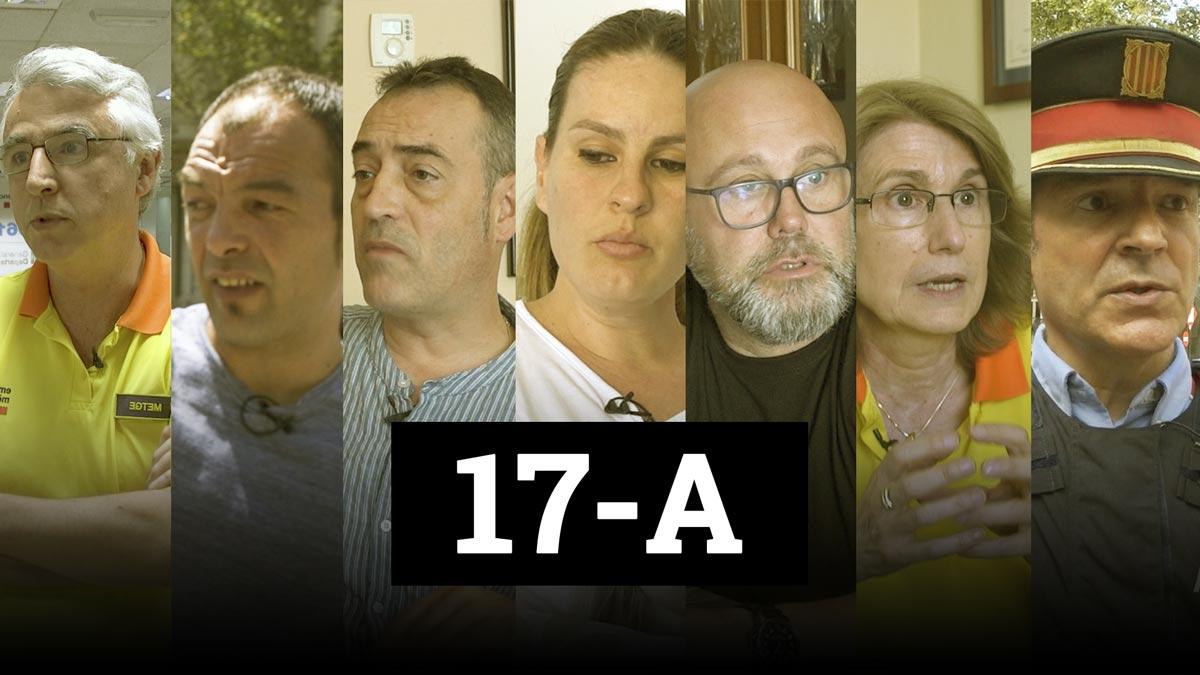 Documental de EL PERIÓDICO sobre el atentado del 17-A en la Rambla