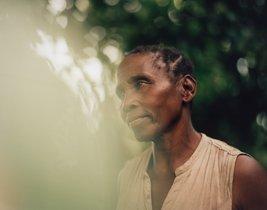 Charlotte ha perdido a su hija y a su nieto por culpa del ébola en la República Democrática del Congo.