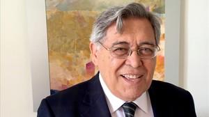 El editor Josep Cots.