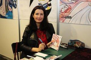 Elsa Brants: «Una editorial japonesa m'ha encarregat que dibuixi la meva autobiografia»