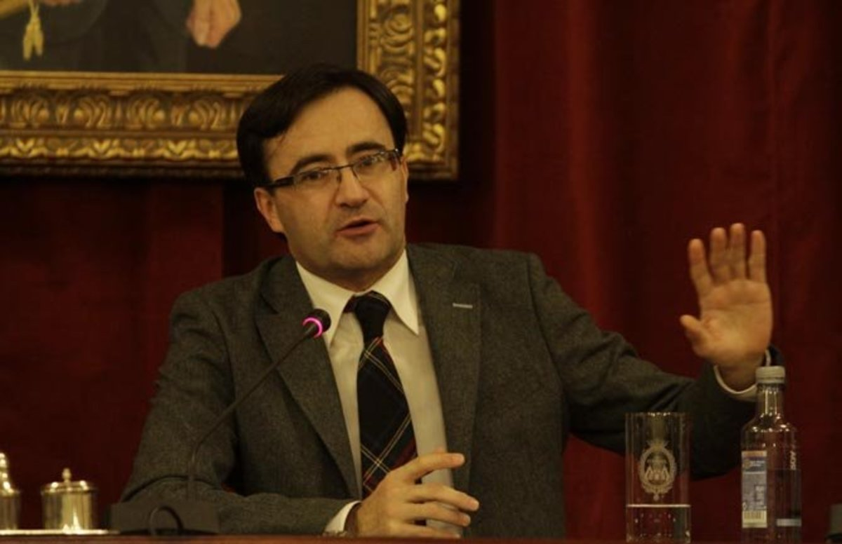 José Julio Fernández Rodríguez, director del Centro de Estudios de Seguridad (CESEG).