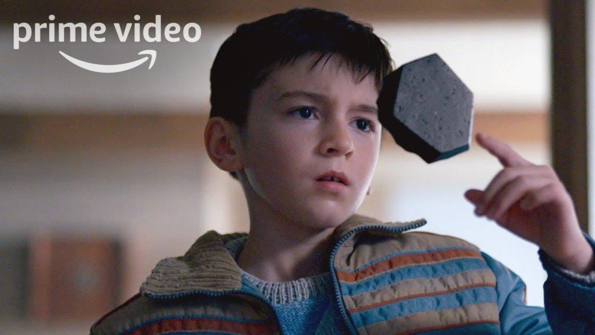Escena de 'Tales from the Loop', la nueva serie original de Amazon Prime Video.