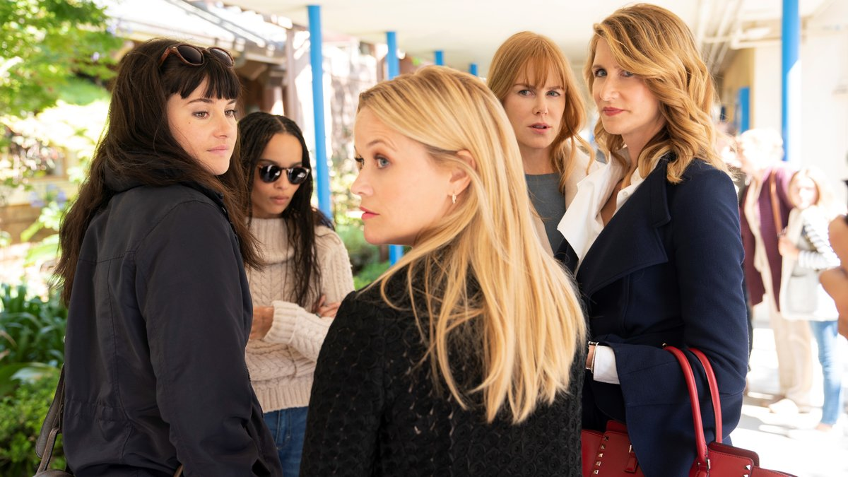 Un fotograma de la segunda temporada de 'Big little lies'