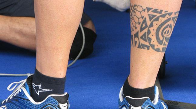 Fotos Galera de tatuajes en el paddock del Mundial de motociclismo