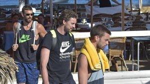 El germà petit dels Gasol fitxa per l'Espanyol