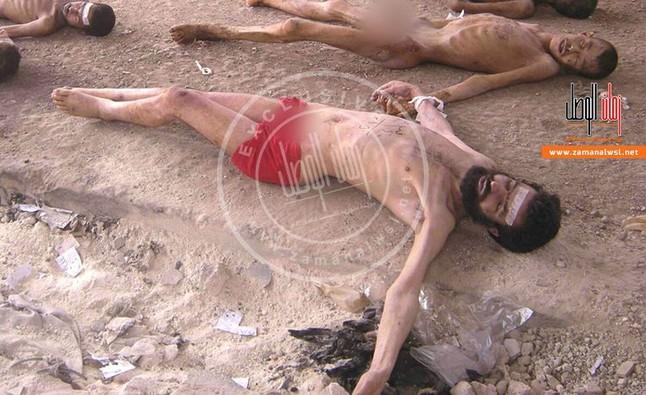 Nuevas imágenes muestran las atrocidades de Bashar al Asad
