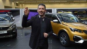 Gilles Vidal abandona Peugeot para unirse a Renault