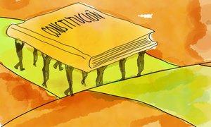 La Constitución y la mediocridad política