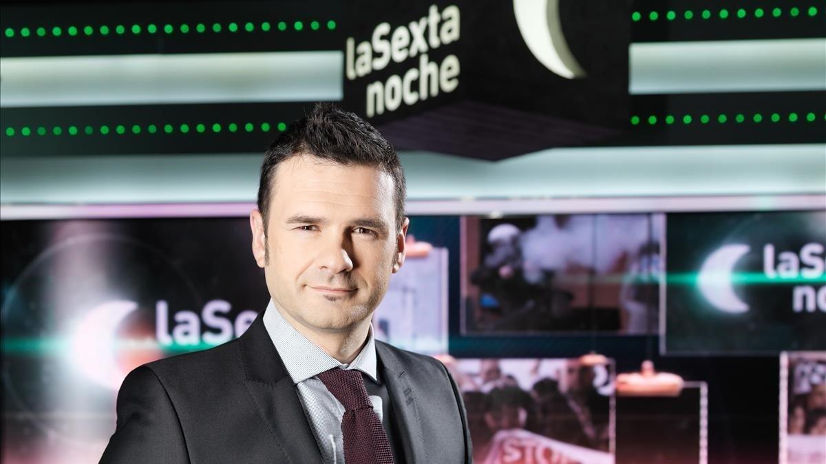 Iñaki López, en 'La Sexta Noche' (La Sexta).
