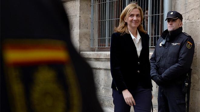 La Audiencia Provincial de Palma la absuelve como cooperadora necesaria de dos delitos fiscales cometidos por su marido en los años 2007 y 2008.