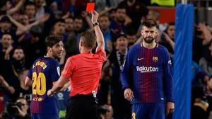 Sergi Roberto no jugarà la Supercopa contra el Sevilla