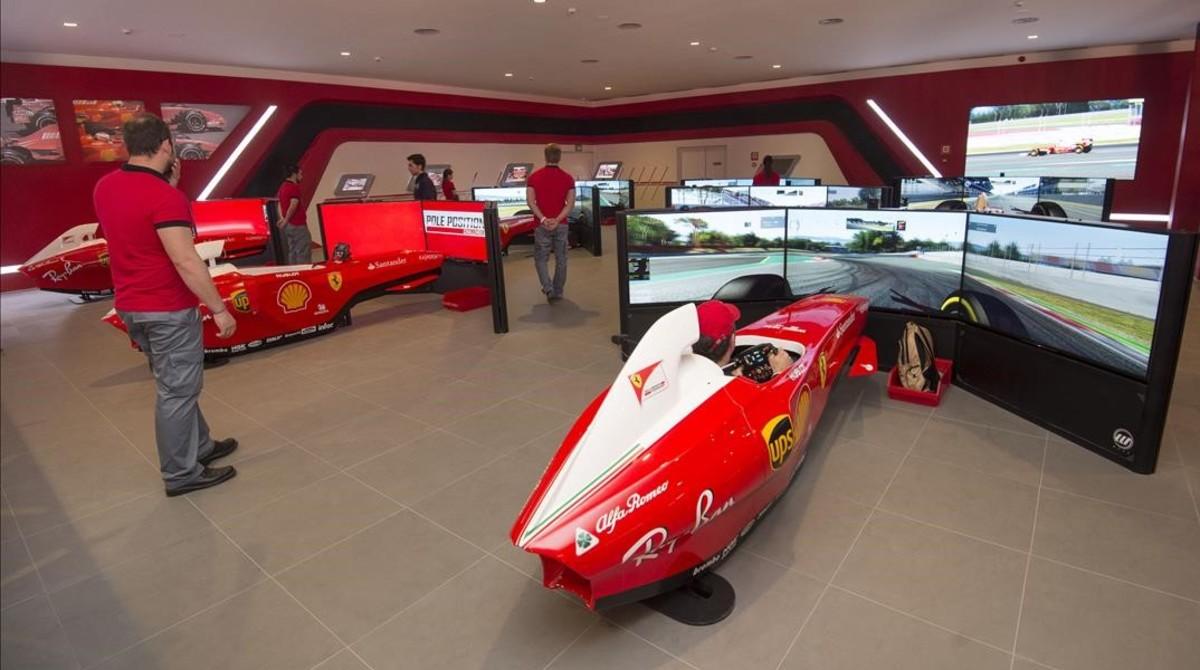 Ferrari Land abre sus puertas para lanzar a PortAventura hasta los 5 millones de visitantes