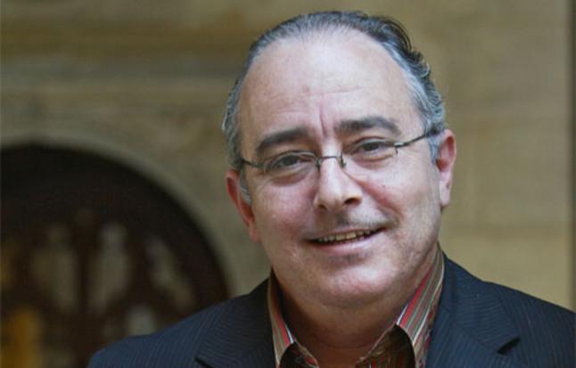 Josep Bargalló, 'conseller' de Ensenyament de la Generalitat.