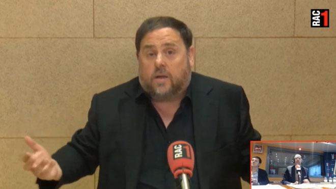 Junqueras, convencido que la Eurocámara no le suspenderá si es diputado.