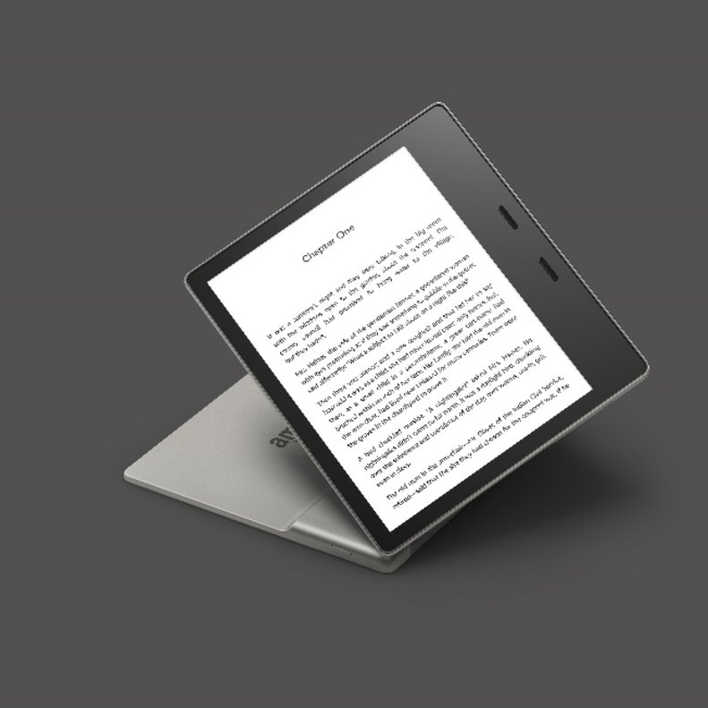 Nuevo Kindle Oasis resistente al agua y con nueva iluminación de pantalla.