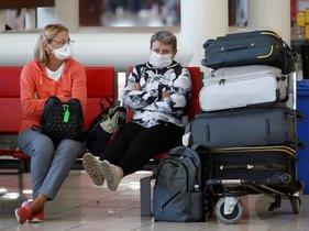 Las personas que aterricen en la isla no podrán traer consigo más de una maleta.