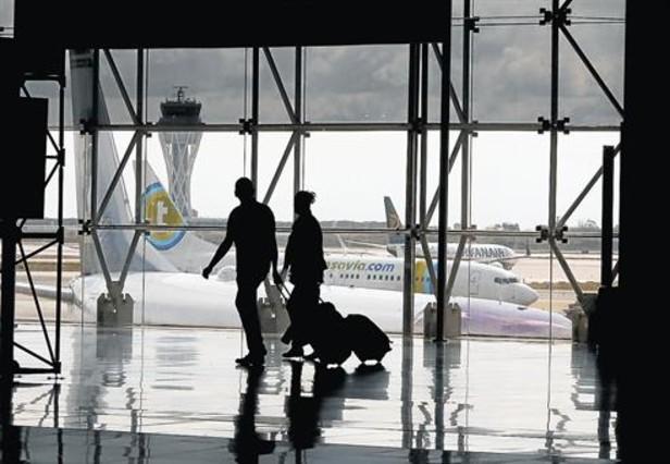 Instalaciones del aeropuerto Barcelona-El Prat.