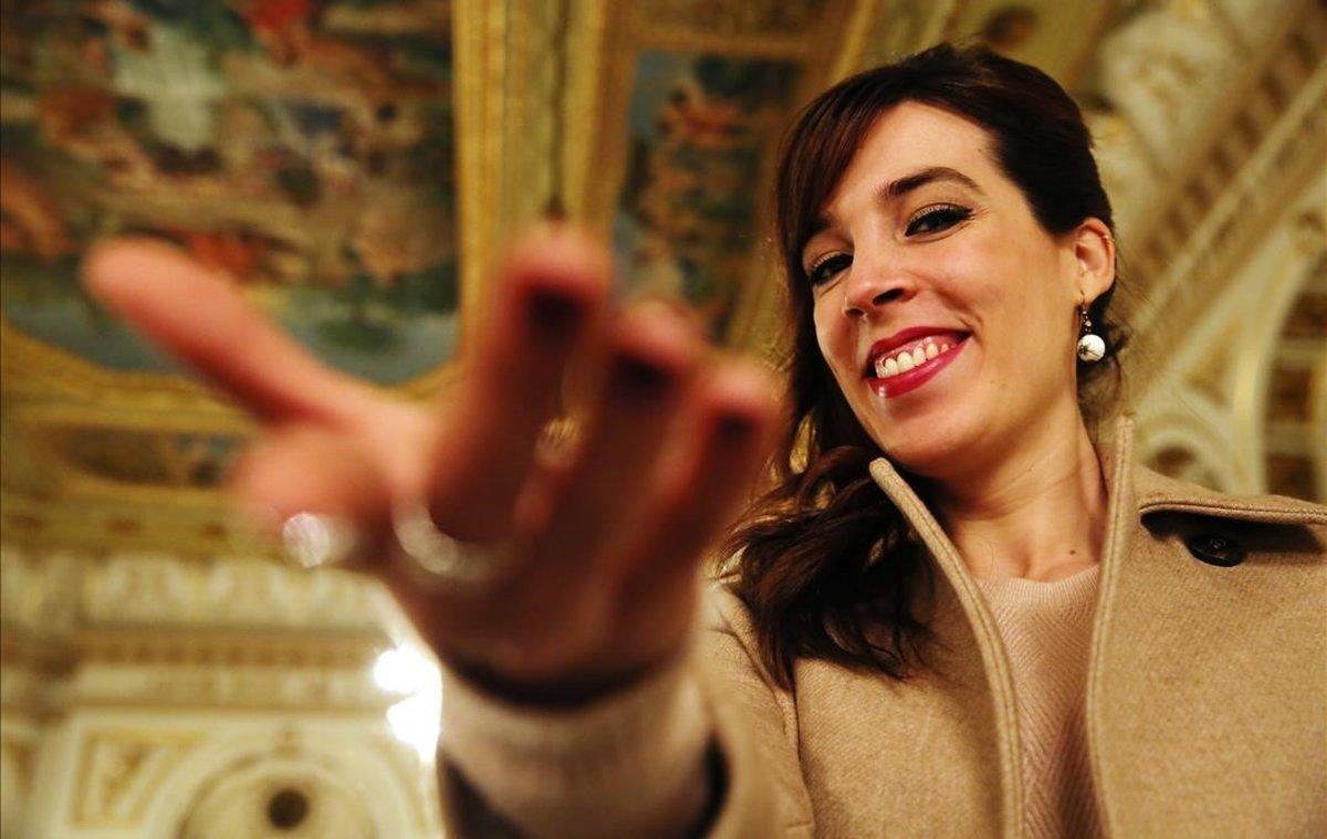 """Laura del Río: """"Yo no quería trabajar de algo, quería ser cantante las 24 horas"""""""