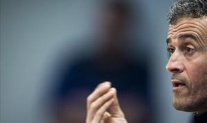 Luis Enrique, nuevo seleccionador de España.