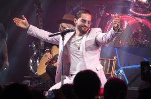 Maluma ganó el año pasado su primer Grammy latino en la categoría de Mejor Álbum Vocal Pop Contemporáneo por su álbum F.A.M.E..