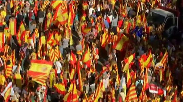 Manifestación en Barcelona | Últimas noticias en directo